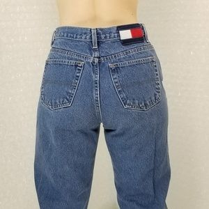 Tommy Hilfiger Vintage 90s high waist jeans
